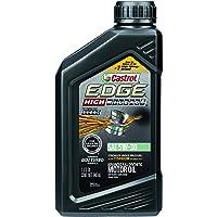 Castrol - 15979F 06128 Edge High Mileage 5W-30 Advanced Full Synthetic Motor Oil, 1 Quart