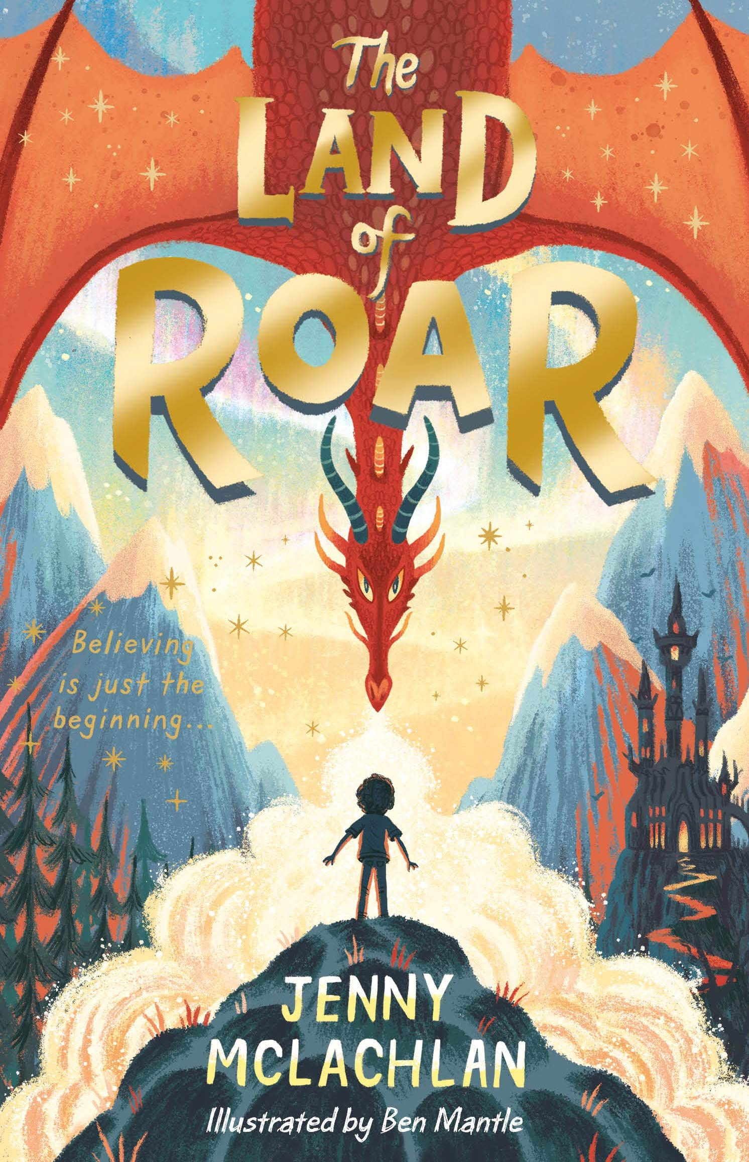 Amazon.com: The Land of Roar (9781405293679): McLachlan, Jenny: Books