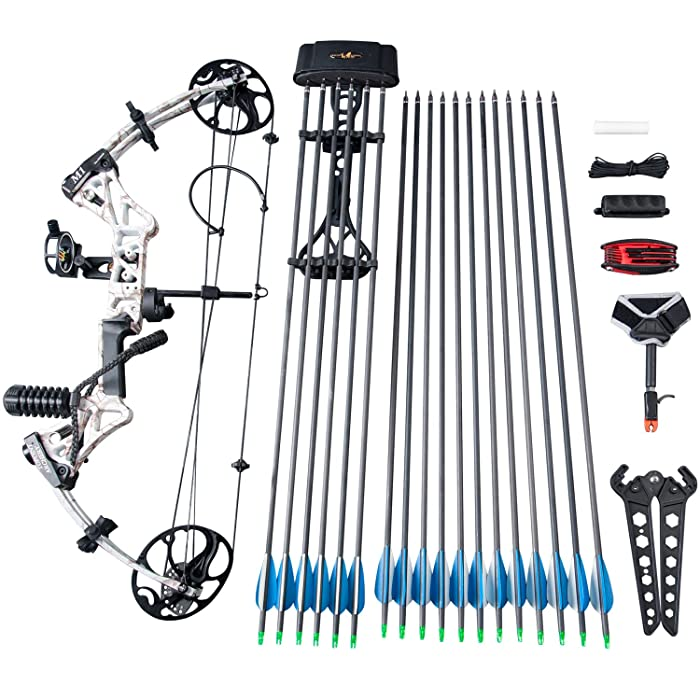 3. FBA Service Compound Bow Package