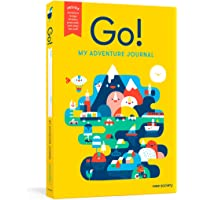Go! (Yellow): My Adventure Journal