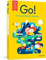 Go! Yellow: A Kids' Interactive Travel Diary And