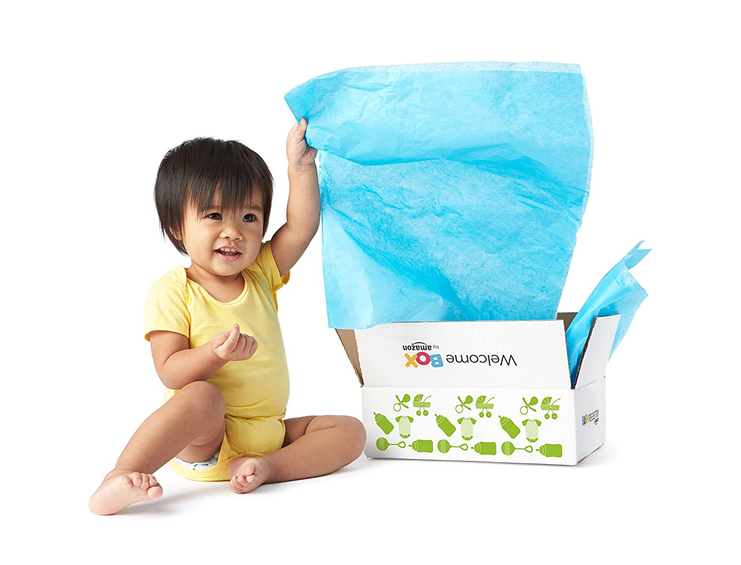 Amazon.com: Baby Registry Welcome Box: Health & Personal Care