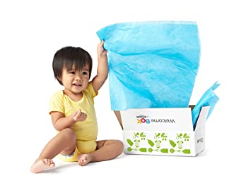 54bd0bd17 Amazon.com: Baby Registry Welcome Box: Health & Personal Care