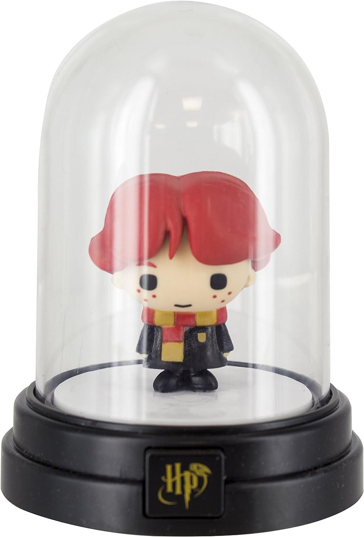 Harry Potter Ron Mini campana de cristal luz, multi