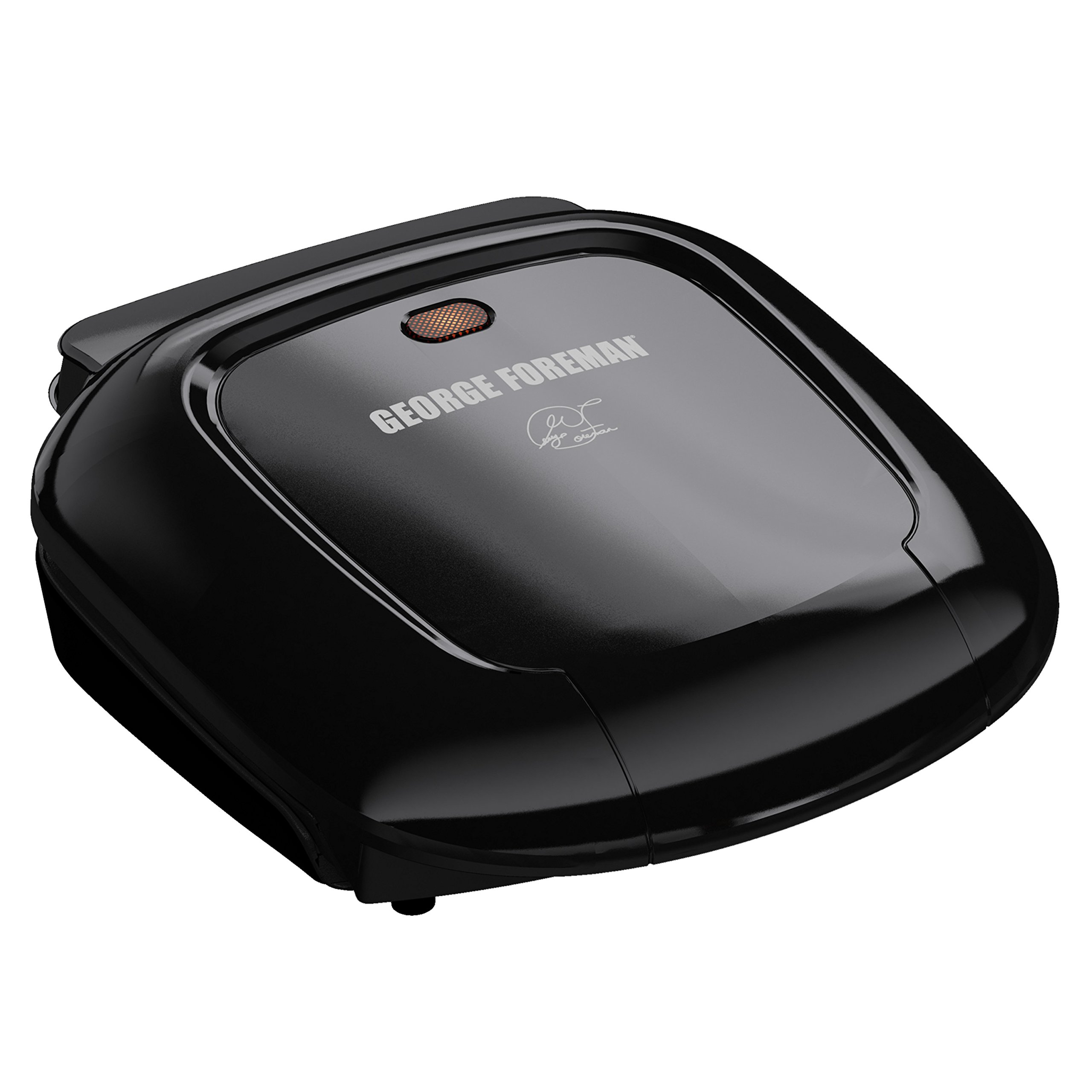 George Foreman GR0040B 2-Serving Classic Plate Grill, Black by George Foreman (Image #5)