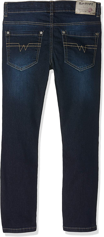 Blue Denim 9865 Blau Blue Effect Jungen 0229-Basic Jeans