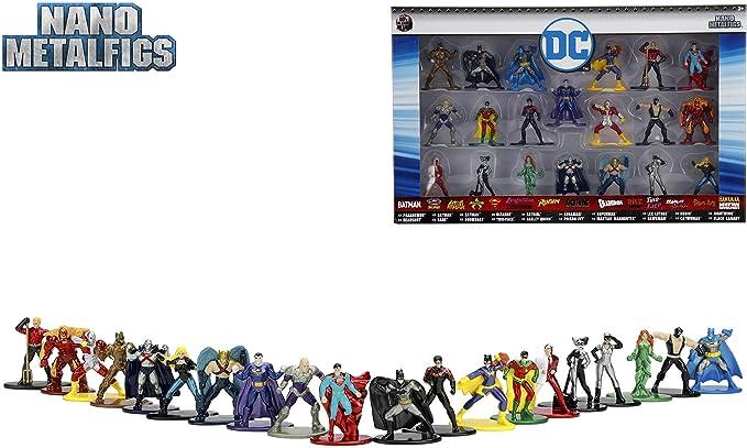 """Disney 24 Single Packs Nano Metalfigs 1.65"""" Die-Cast Figure"""