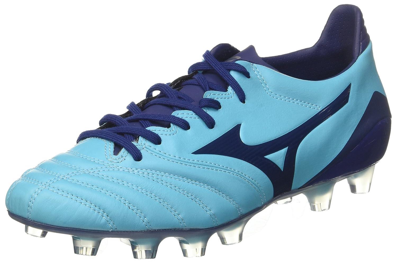 Mizuno Morelia Neo KL MD, Zapatillas de Running para Hombre 44.5 EU|Multicolor (Blueatoll/Bluedepths 14)