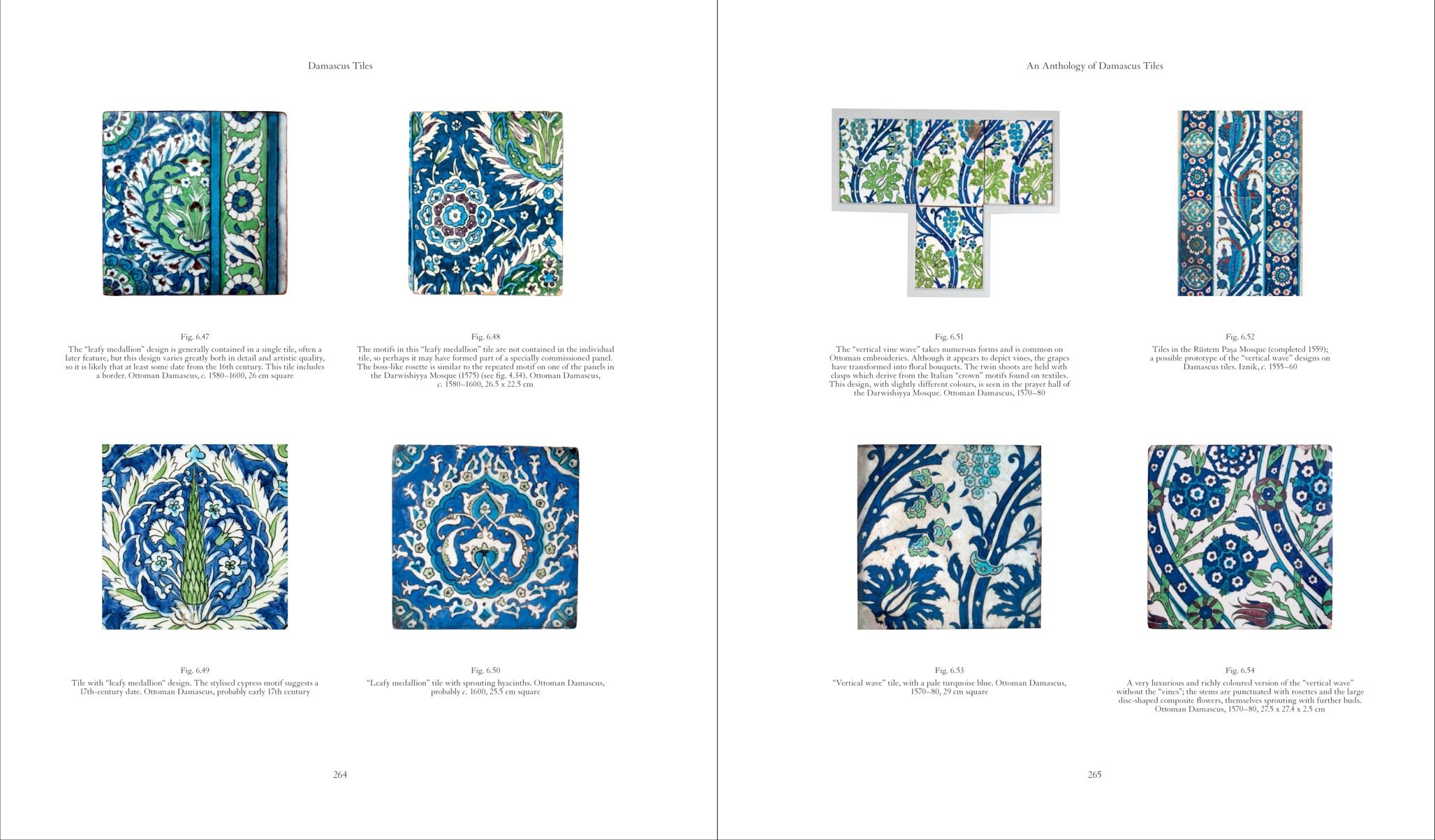 Damascus Tiles: Mamluk and Ottoman Architectural Ceramics from Syria ...