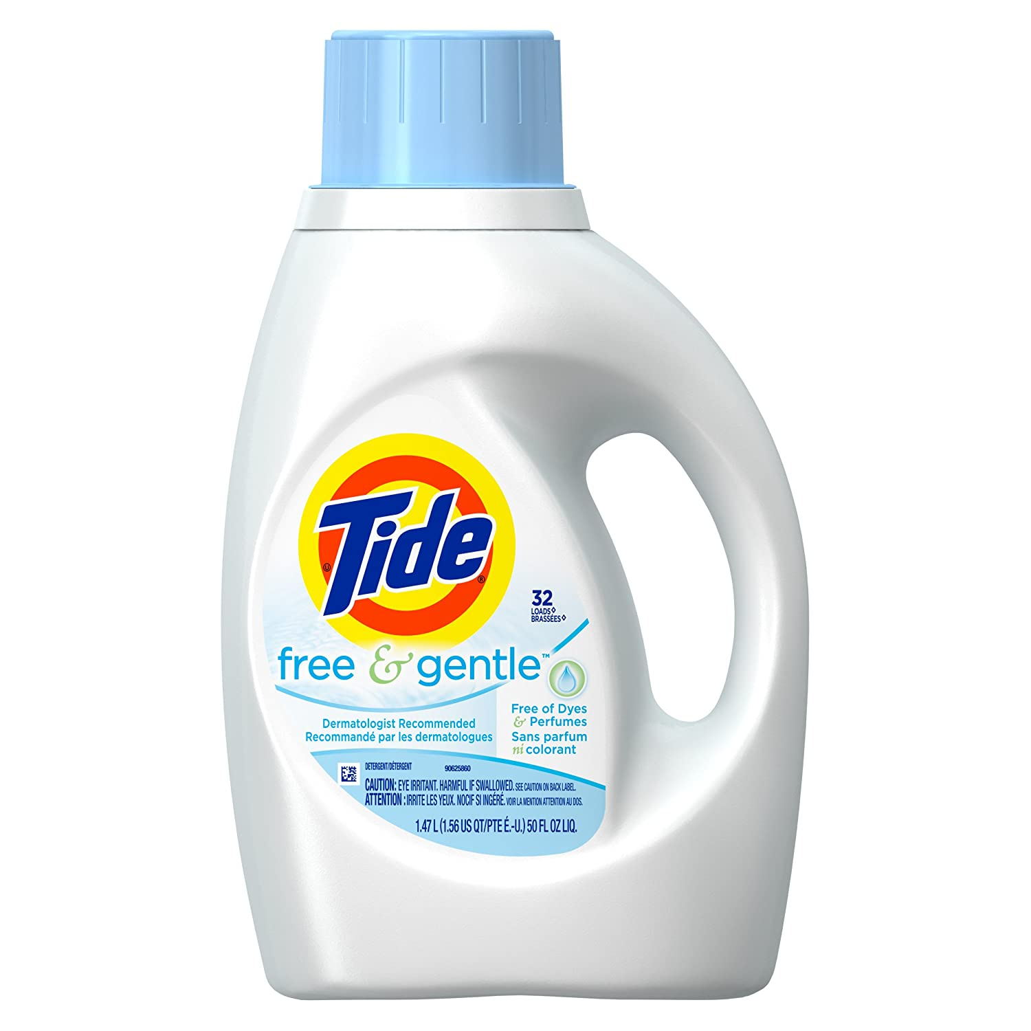 Image result for tide gentle and free