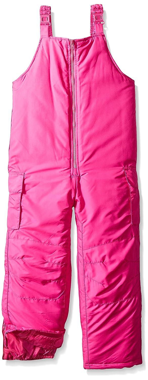 Rothschild Girls Girls Bib Pants Ruby Light Medium/3T 5401