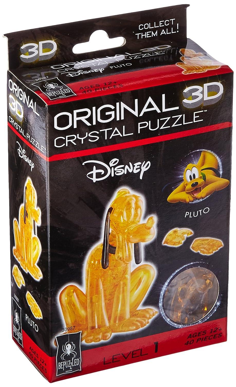 3-D Licensed Crystal Puzzle-Disney Pluto