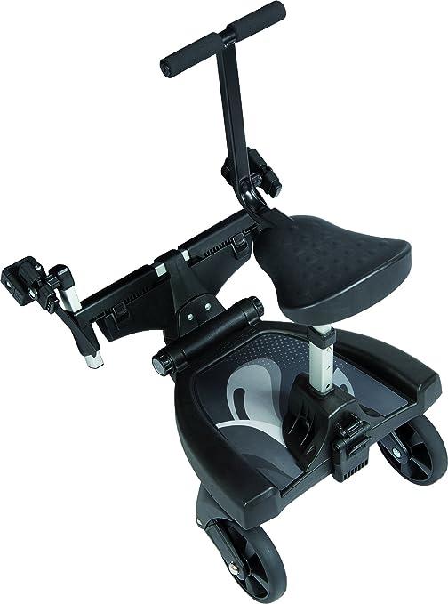 Fillikid – Tabla Filliboard para niño acoplada a carrito de bebé, giratoria 180° y