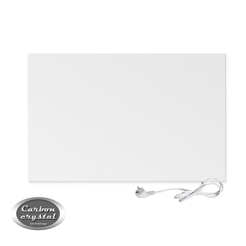 Viesta H500 Panel Radiador de infrarrojos Calefacció n ultradelgado Blanco de 500W