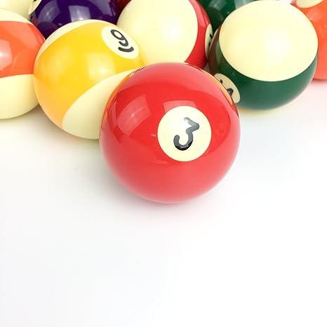 Juego de bolas de billar de Japer Bees de alta calidad, 16 bolas ...