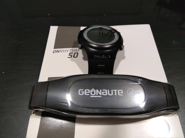 Geonaute Fitness - Reloj con Monitor de frecuencia cardíaca, Resistente al Agua: Amazon.es: Deportes y aire libre