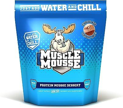 Músculo Mousse proteína postre - 750g