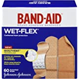 Johnson & Johnson Band-Aid Wet Flex Assorted Bandage