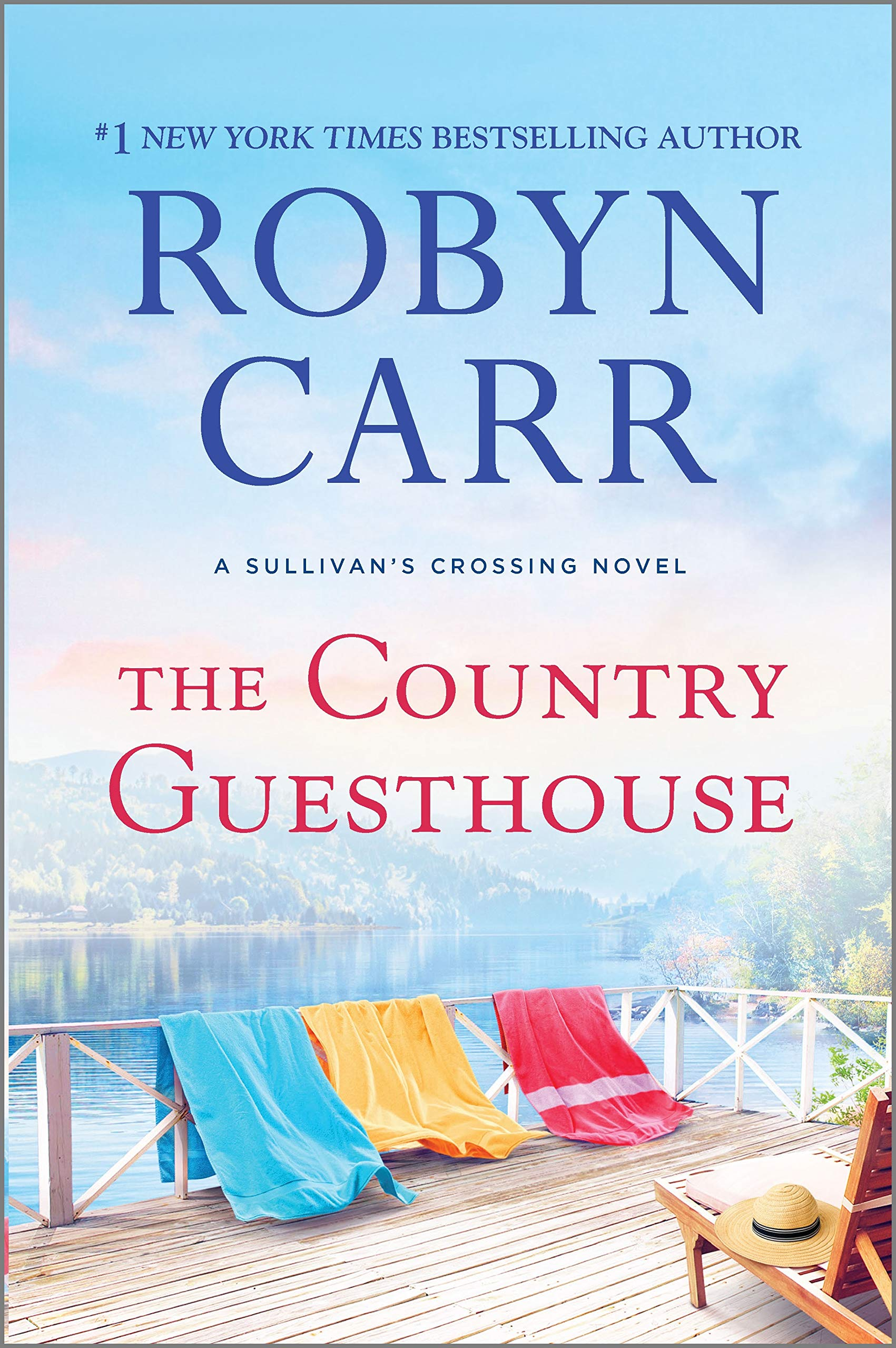 The Country Guesthouse: A Sullivan's Crossing Novel by MIRA