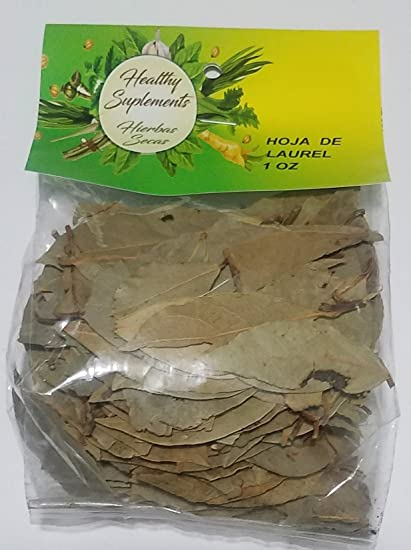 Amazon.com : Hojas de Laurel 1 OZ : Everything Else