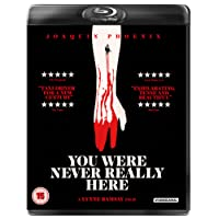 You Were Never Really Here [Blu-ray] [2018]