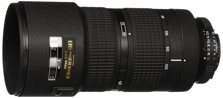 Nikon AF Zoom-Nikkor 80-200mm f/2.8D ED Lens Image