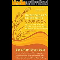 Diverticulosis and Diverticulitis Cookbook