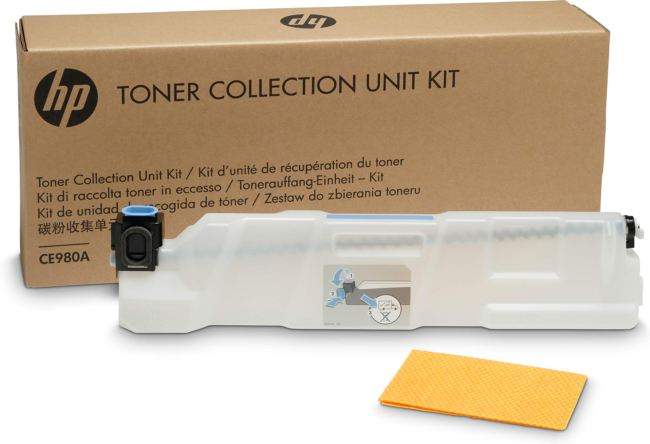 Toner Original Hp Ce980a Collection Para Color Laserjet Cp5525 M750 M775