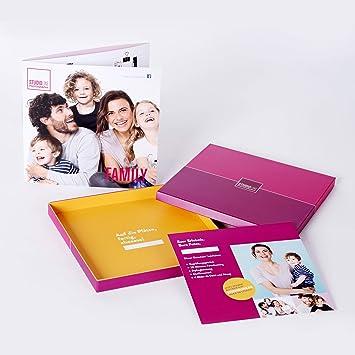 Studioline Photography Familien Fotoshooting Geschenkbox I