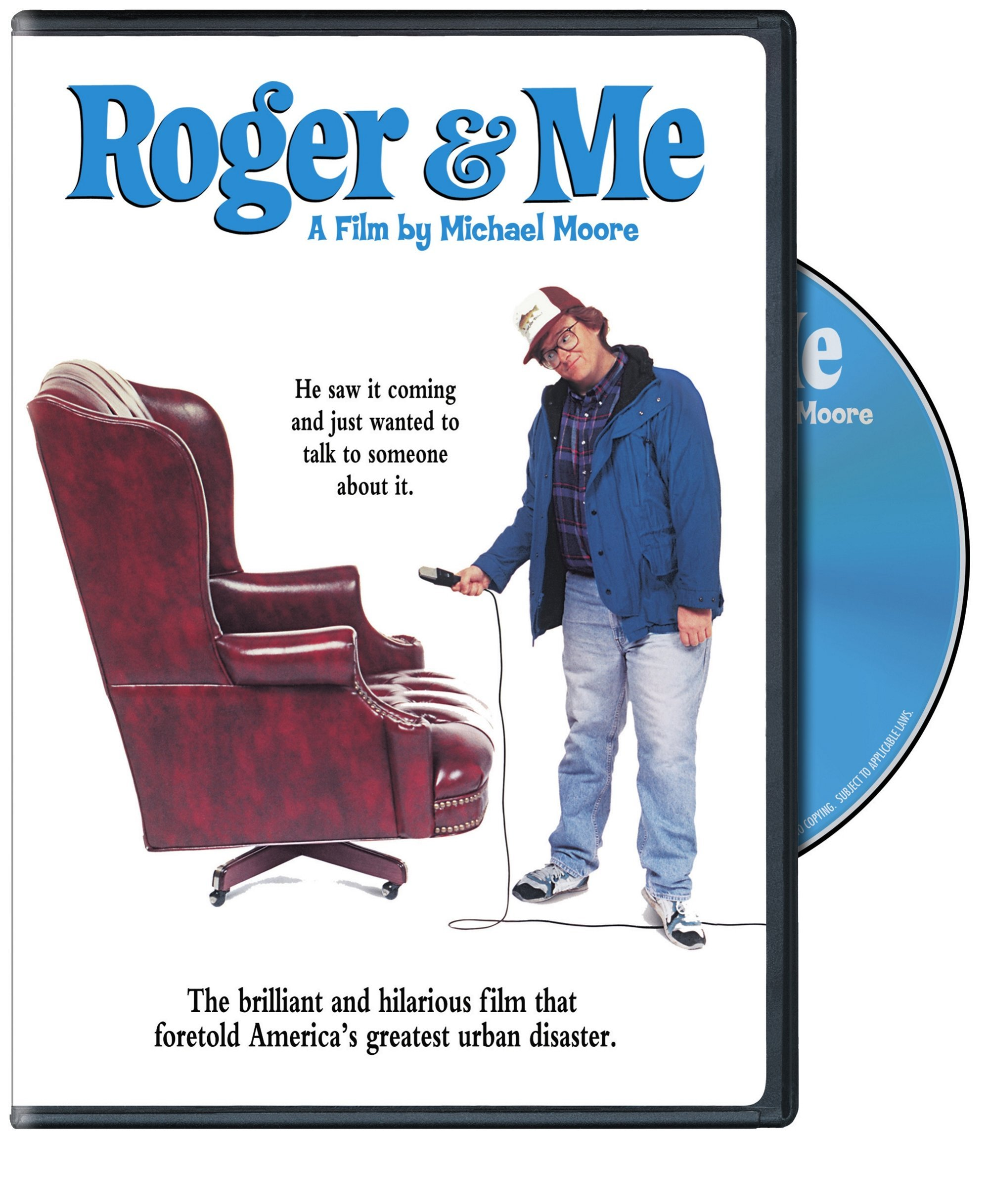 DVD : Roger & Me (DVD)