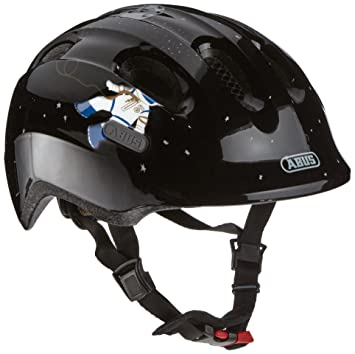 Abus 725722 - Casco Black Space S