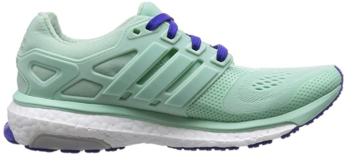 low priced 44220 183b5 Adidas Women s Energy Boost Esm Running Shoes, Frozen Green Night Flash),  4.5 UK  Amazon.co.uk  Shoes   Bags