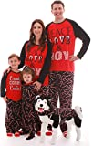 #followme Matching Christmas Pajamas Family, Couples, Dog