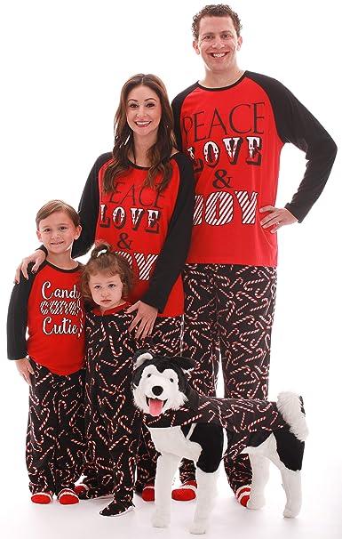 ce3d859bf0 followme Matching Christmas Pajamas for Family and Couples Christmas ...