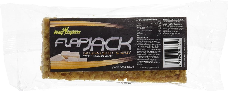 Big Man Nutrition FlapJack Natural Instant Energy Barra de ...
