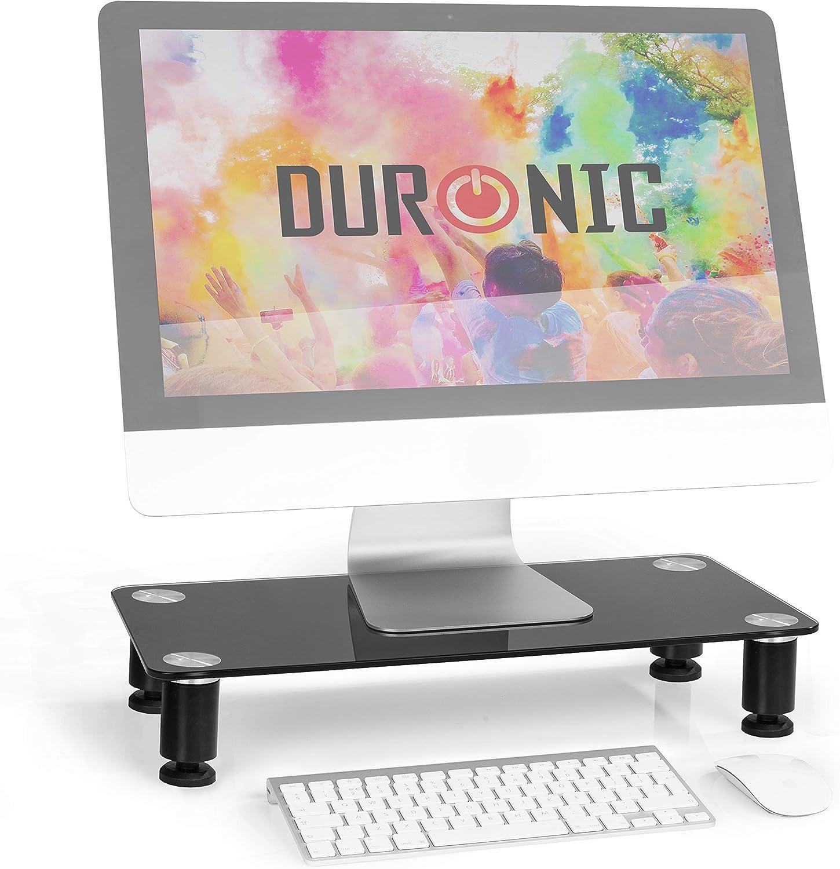 Duronic DM051 Elevador para Pantalla, Ordenador Portátil, Televisor: Amazon.es: Electrónica