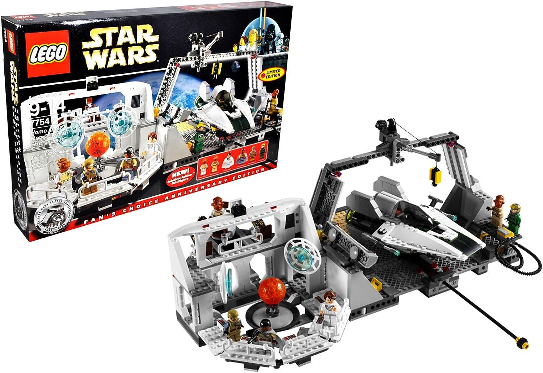 7754 HOME ONE~MON CALAMARI STAR CRUISER star wars lego