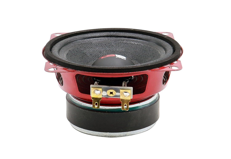 DS18 PRO-X6M PRO Series 6-Inch Midrange Loudspeaker 225 Watts RMS, 450 Max Power DS18U