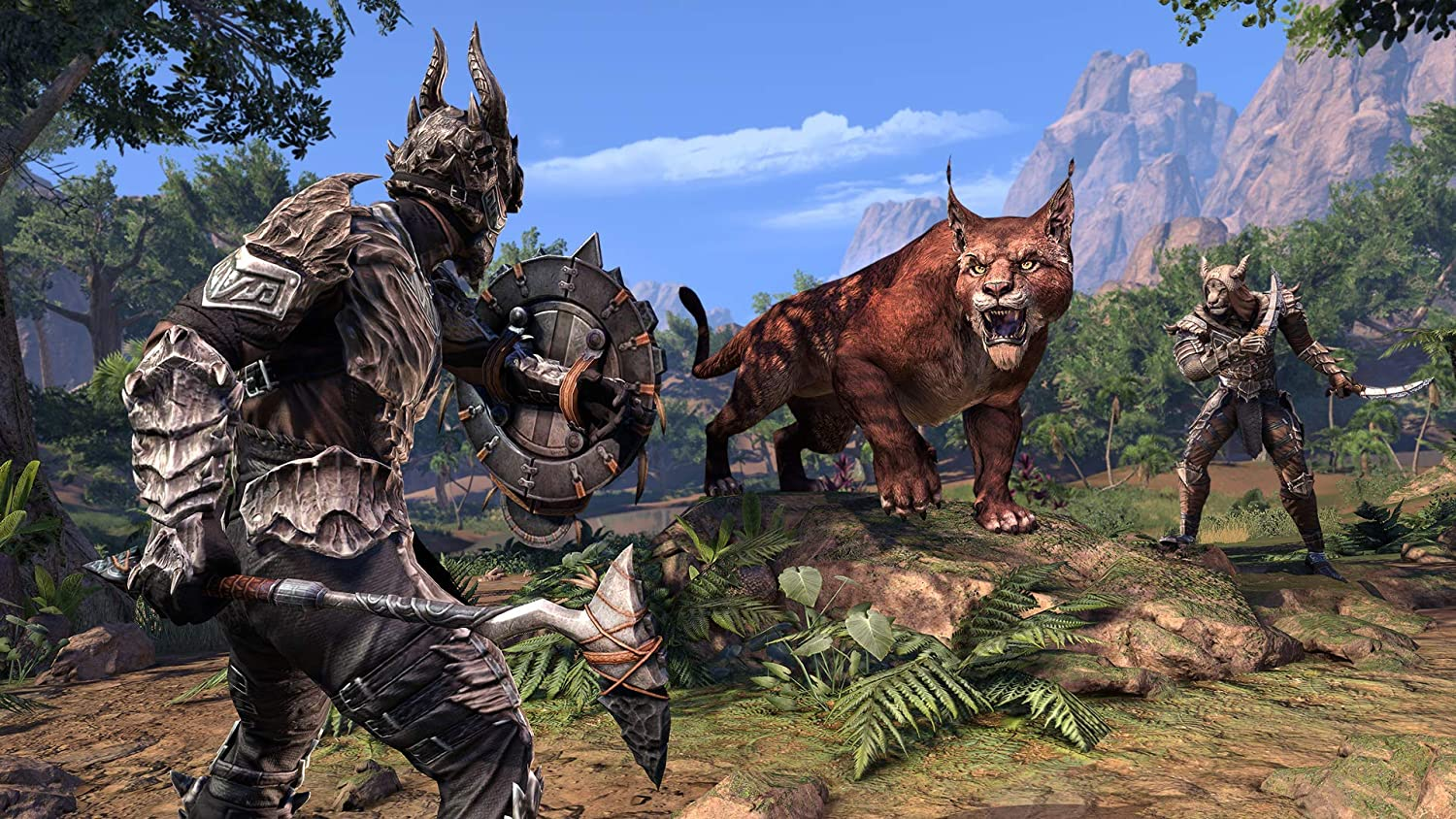 Amazon com: The Elder Scrolls Online: Elsweyr - PC Standard