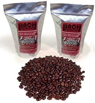 Bach Whole Bean Vietnamese Coffee Brand