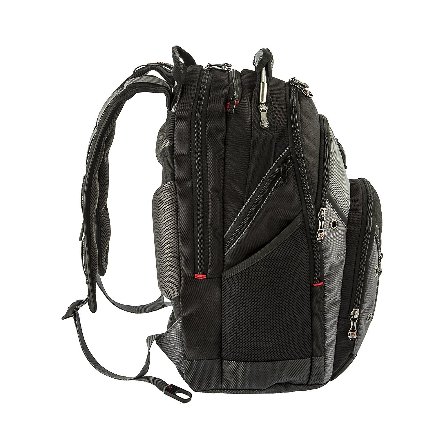 Wenger Synergy Backpack, Gray (GA-7305-14F00) by Wenger