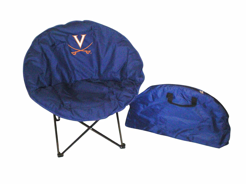 NCAA Virginia Cavaliers Round Folding Chair