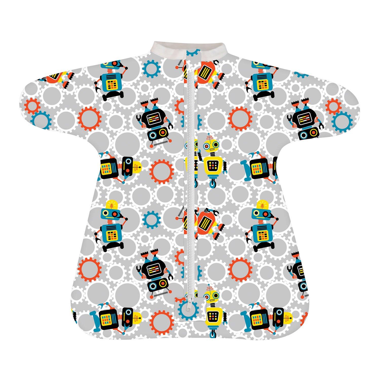 ... pretty cheap 8f79d c4a8e Cozy Baby Sleeper Swaddle Wearable Blanket by  Revelae - Robo Dreams ... bde47f10e