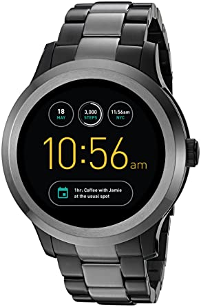 4ee2473f621 Fossil Q Founder Gen 2 Two-Tone Stainless Steel Touchscreen Smartwatch  FTW2117