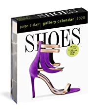 2020 Shoes Page-A-Day Gallery Calendar