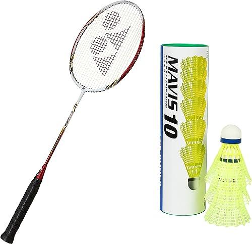 9. Yonex Carbonex 8000 Plus Badminton Racquet by Yonex