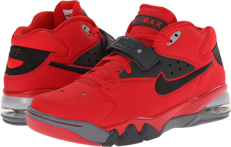 NIKE AIR FORCE MAX 2013 UNI. RED 555105 600