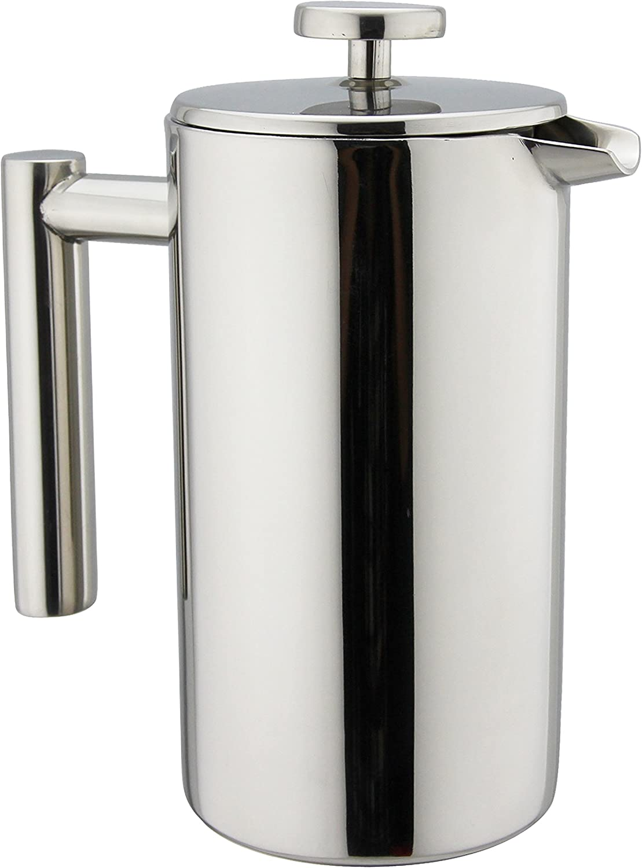 ACCIAIO INOX thermobrüher French Coffee Press macchina da caffè caffè pronti 1l