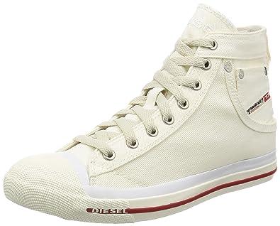 95fe2f9e0cb13e Amazon.com: Diesel Men's Exposure High-Top Sneaker: Shoes