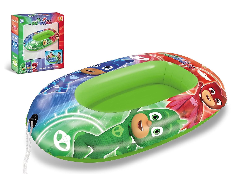 PJ Masks- Barca Hinchable para Playa O Piscina, Multicolor ...